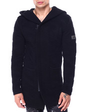 Buyers Picks - Ribbed Long sweater jacket-2427803
