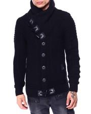 Buyers Picks - Faux Fur Shawl Collar cardigan-2427970