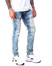 SWITCH - Distressed Moto Jean-2427412