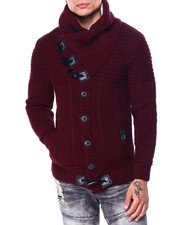 Buyers Picks - Faux Fur Shawl Collar cardigan-2427980