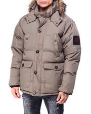 Men - Moose Pie Puffer Coat-2427608