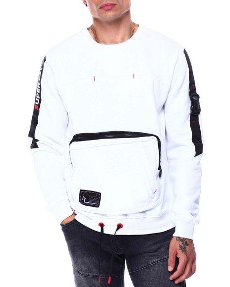 SWITCH - Utility Pocket Sweatshirt