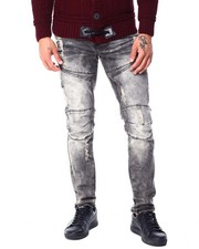 SWITCH - Distressed Moto Jean-2427348