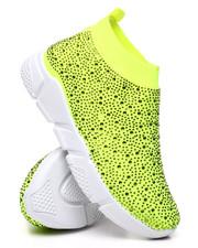Footwear - Studded Slip-On Sneakers-2428177