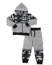 Sets - Hoodie & Sweatpants Set (8-18)-2423330