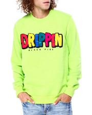Buyers Picks - Drippin Chenille Crewneck Sweatshirt-2428047