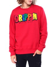 Buyers Picks - Drippin Chenille Crewneck Sweatshirt-2428037