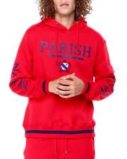 Parish - PARISH LUX HOODIE-2428143
