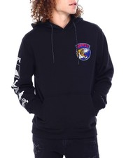 Men - King Cheetah Patch Hoodie-2428166