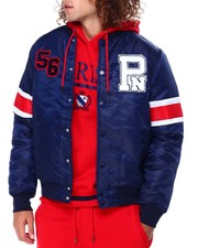 Parish - VARSITY NYLON BOMBER JACKET-2428208