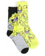 Buyers Picks - Reptar 2 Pack Crew Socks-2428487