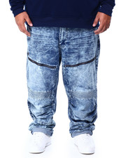 Akademiks - 5-Pocket Jean (B&T)-2421994