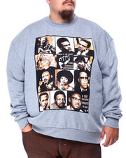 Men - Black History Sweatshirt (B&T)-2428555
