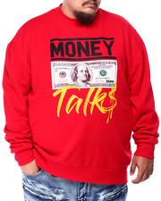 Sweatshirts & Sweaters - Money Talks Sweatshirt (B&T)-2428563