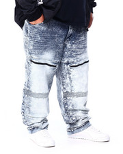 Akademiks - 5-Pocket Jean (B&T)-2422308