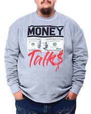 Sweatshirts & Sweaters - Money Talks Sweatshirt (B&T)-2428536