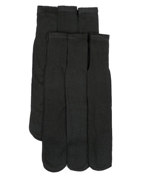 Buyers Picks - 6 Pk Tube Socks