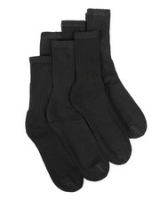 Buyers Picks - 6 Pk Crew Socks -2428732
