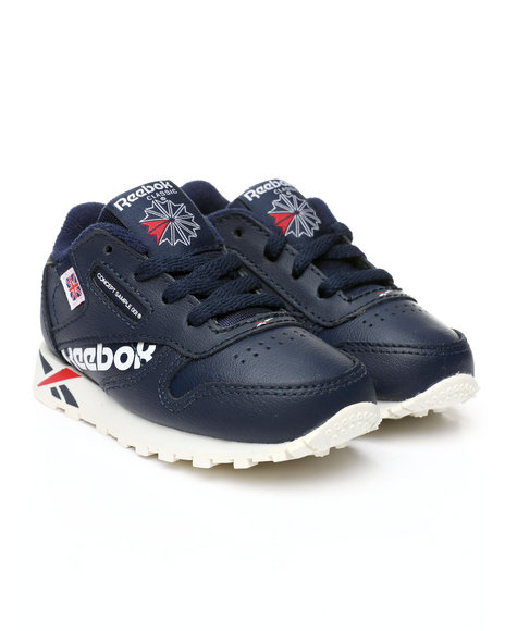 Reebok - Classic Leather Sneakers (4-10)