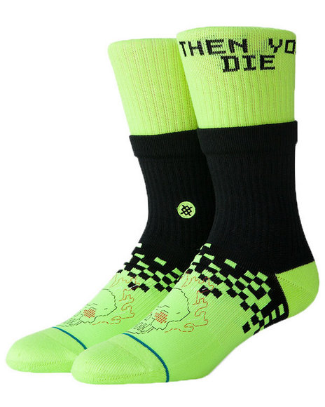 Stance Socks - Lifes A Glitch Socks