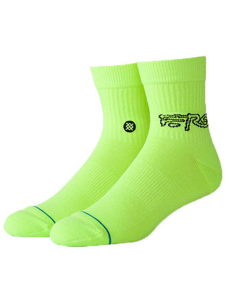 Stance Socks - A$AP Ferg Quarter Socks