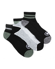 Men - 3 Pack 1/2 Cushion Quarter Socks-2429137