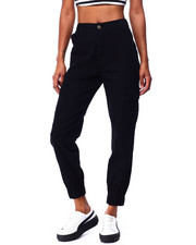 Joggers - High Rise Loose Cargo Jogger-2425461