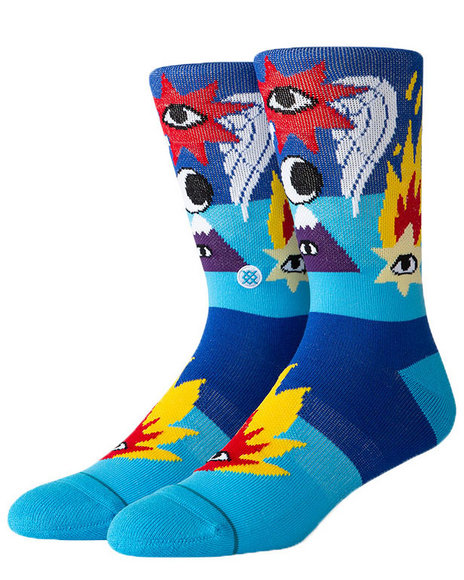 Stance Socks - Ricardo Cavolo Shooting Star Socks