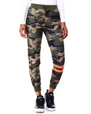 Sweatpants - Fleece Jogger W/Stripe Leg-2426189