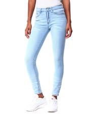 Jeans - Bleach Wash Butt Lifter Skinny-2425474