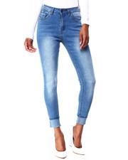 Jeans - 5 Pkt Roll Cuff Skinny Jean-2425420