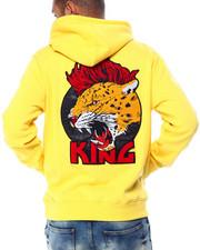Buyers Picks - King Cheetah Patch Hoodie-2428814
