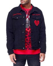 Mens-Holiday - HeartBreakers Denim Jacket-2429445