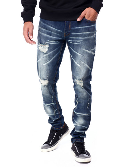 SWITCH - Distressed Jean