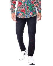 Jeans - Neon Paint Splatter Jean-2428885