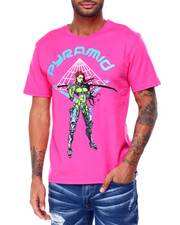 Black Pyramid - Cyborg Samurai Girl Shirt-2428873