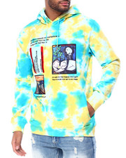 offbeat - HIGHER ART TIE DYE SWEATSHIRT-2428784