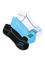 Socks - 3 Pack 1/2 Cushion No Show Socks-2429091