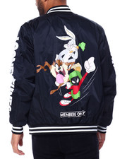 Members Only - Looney Toons Bomber Jacket-2428977