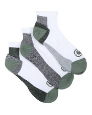 Socks - 3 Pack 1/2 Cushion Quarter Socks-2429110