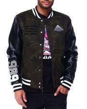DJPremium - Core Logo Varsity Jacket-2429467