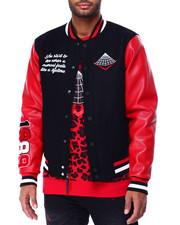 DJPremium - Core Logo Varsity Jacket-2429457