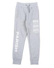 Boys - Fleece Sweatpants (8-20)-2428895