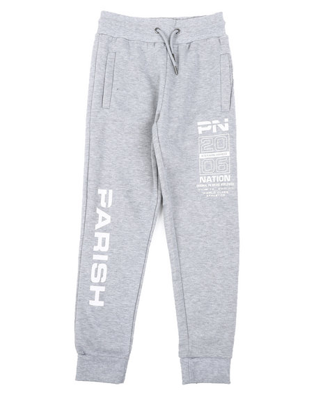 Parish - Fleece Sweatpants (8-20)