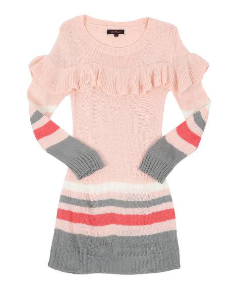 Delia's Girl - 7GG Sweater Dress (7-16)