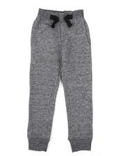 Bottoms - Crindle Fleece Jogger Pants (2T-4T)-2429190