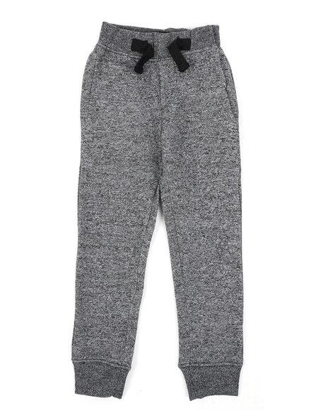 Arcade Styles - Crindle Fleece Jogger Pants (2T-4T)