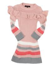 Delia's Girl - 7GG Sweater Dress (4-6X)-2429500