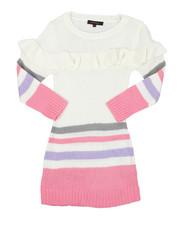 Dresses - 7GG Sweater Dress (7-16)-2429521
