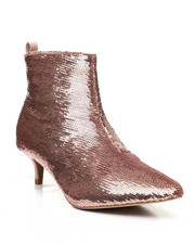 Fashion Lab - Sequin Ankle Boots-2429870